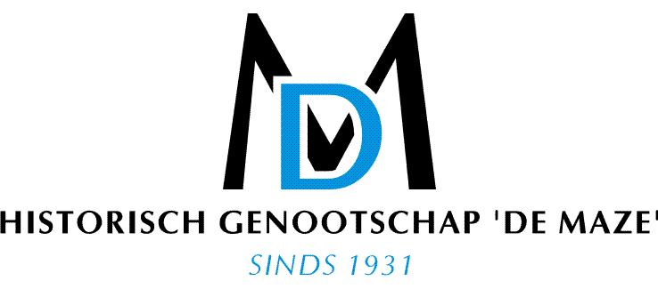 Historisch Genootschap De Maze Logo